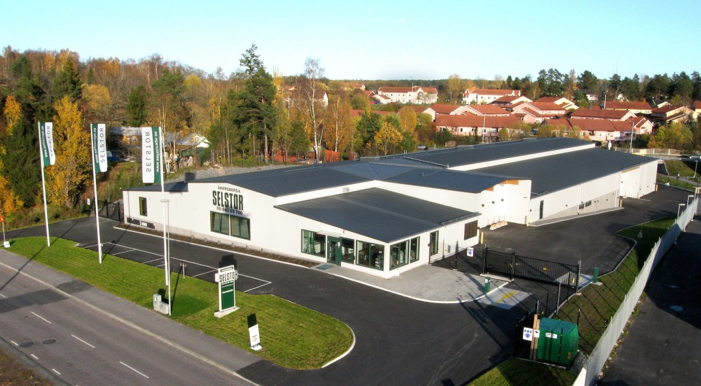 SelStor - Åkersberga